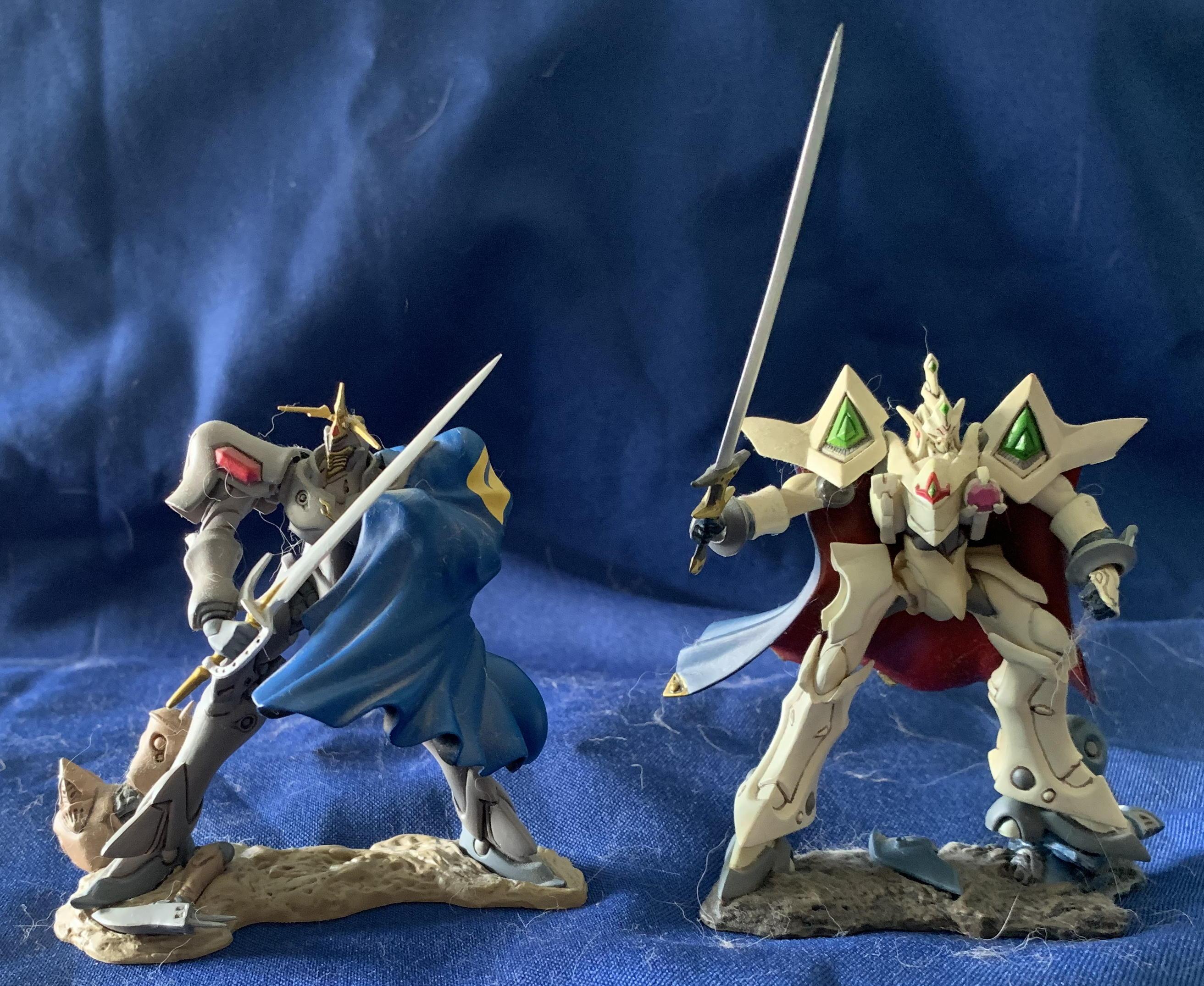 Figurines Guymelefs Kotobukiya